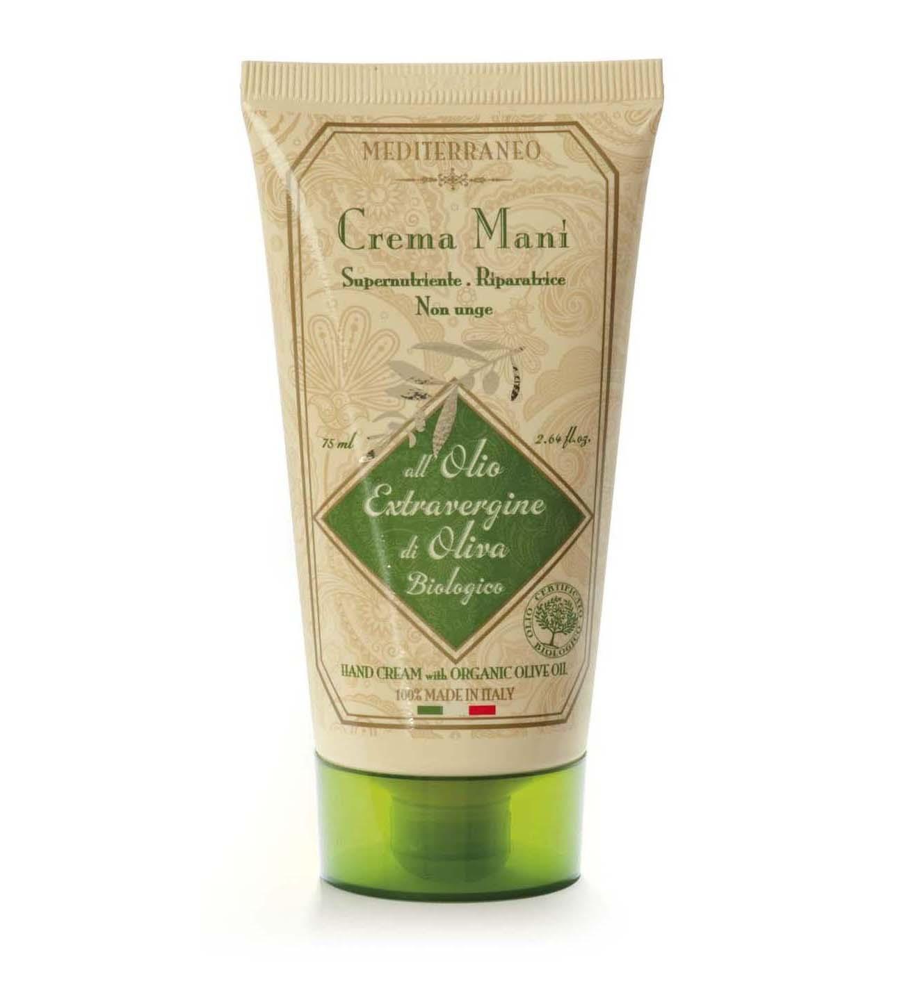Крем для рук с оливковым маслом своими руками